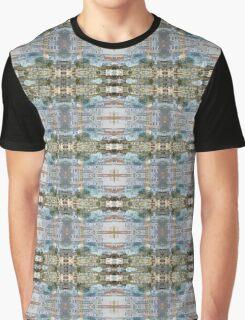 stacked skyline Graphic T-Shirt