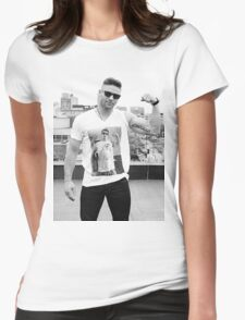 Julian Edelman Shirtsception Womens Fitted T-Shirt