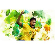 Brazil - World Cup 2014 Photographic Print