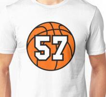 Basketball 57 Unisex T-Shirt