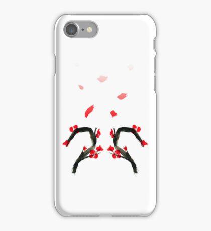 Plum Blossom iPhone Case/Skin