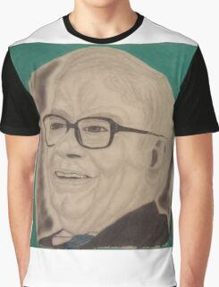 The most successful investor in the world. Graphic T-Shirt