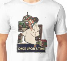Once Upon A Time - Reading Fantasy Unisex T-Shirt