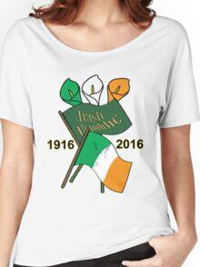 1916 Irish Centenary 2016  Women's Relaxed Fit T-Shirt