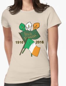 1916 Irish Centenary 2016  Womens Fitted T-Shirt