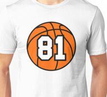 Basketball 81 Unisex T-Shirt