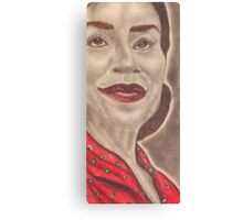 an American actress and stage director Canvas Print