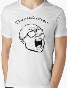 Theneedledrop Tshirt Mens V-Neck T-Shirt