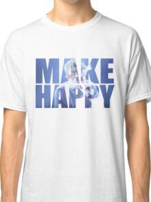 Bo Burnham - MAKE HAPPY Classic T-Shirt