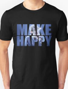 Bo Burnham - MAKE HAPPY Unisex T-Shirt