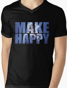 Bo Burnham - MAKE HAPPY Mens V-Neck T-Shirt