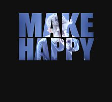 Bo Burnham - MAKE HAPPY Men's Baseball ¾ T-Shirt
