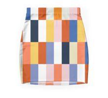Nice Colorful retro Fashion Pattern Original Design Mini Skirt