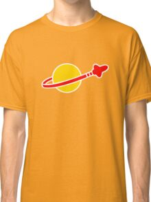 The Lego Classic Space Logo Classic T-Shirt
