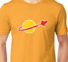 The Lego Classic Space Logo Unisex T-Shirt