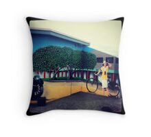 Napier Throw Pillow