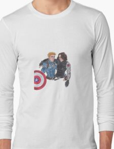 'till the end of the line Long Sleeve T-Shirt