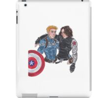 'till the end of the line iPad Case/Skin