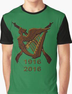 1916 Irish republic 2016  Graphic T-Shirt