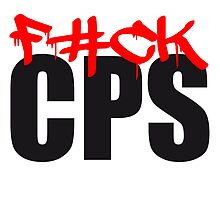 Logo Design Fuck CPS Police by Style-O-Mat