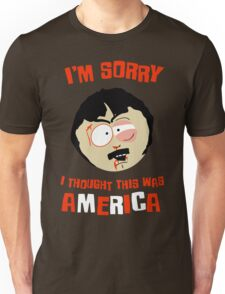 I'm sorry, i thought this was America Unisex T-Shirt