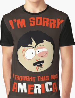 I'm sorry, i tought this was America Graphic T-Shirt