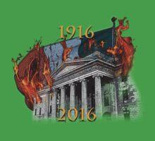 Dublin GPO 1916-2016 by Declan Carr