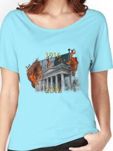 Dublin GPO 1916-2016 Women's Relaxed Fit T-Shirt