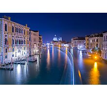 Grand Canal Photographic Print
