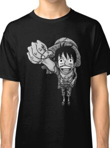 monkey d. luffy Classic T-Shirt