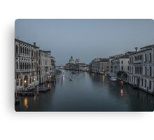 Grand Canal Canvas Print