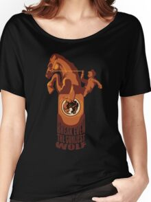 Bucking Bronco Women's Relaxed Fit T-Shirt