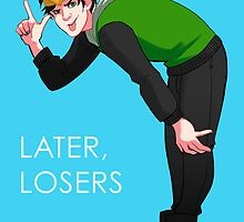 Later, Losers by catamancy