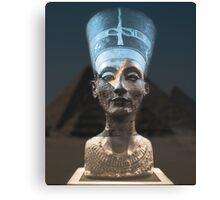 Nefertiti, of Egypt Canvas Print