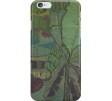 Jamaica Banana Trees iPhone Case/Skin