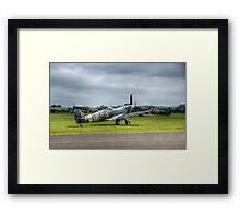 American Air Show Framed Print