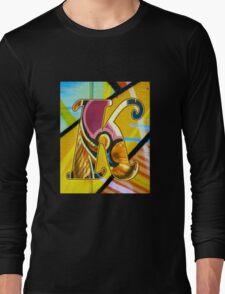 Urban Alphabet K Long Sleeve T-Shirt
