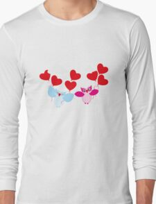 Love is in the air... Long Sleeve T-Shirt