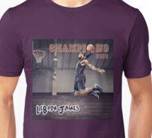LeBron James | Cleveland Cavaliers 2016 NBA Champions Unisex T-Shirt