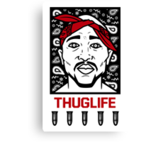 THUGLIFE Canvas Print