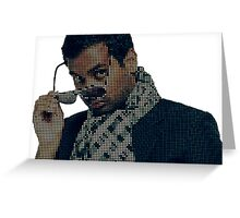 TOM HAVERFORD - SWAG Greeting Card