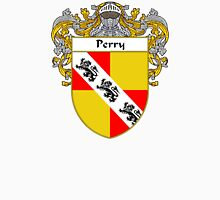 Perry Coat of Arms / Perry Family Crest Unisex T-Shirt