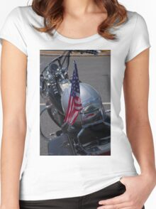 Patriot Guard Riders Women's Fitted Scoop T-Shirt