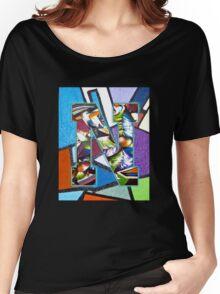 Urban Alphabet N Women's Relaxed Fit T-Shirt