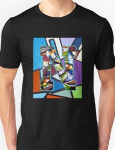 Urban Alphabet N Unisex T-Shirt