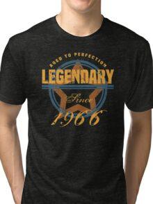 Legendary Since 1966 Tri-blend T-Shirt