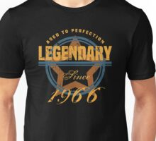 Legendary Since 1966 Unisex T-Shirt