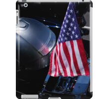 Forever Red White Blue iPad Case/Skin