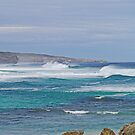 Hanson Bay, Kangaroo Island , South Australia by Margaret  Hyde