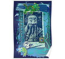The Zen of Wisdom Poster